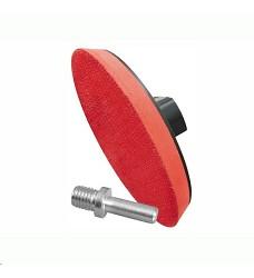 Kotouč unášecí 150mm suchý zip, stopka 10mm / závit M14