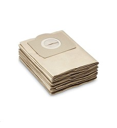 Sáčky filtrační papírové KÄRCHER WD3  5 ks  6.959-130.0