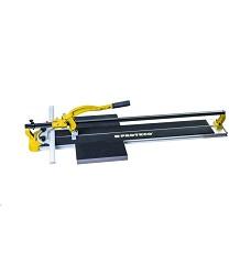 Řezačka dlažby 1000 mm s vodící x-lištou a hliníkovým stolem Proteco