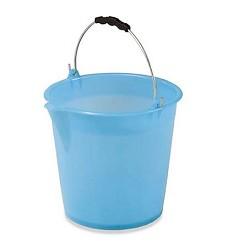 Vědro 12L PH modré s výlevkou, vhodné i pro potraviny