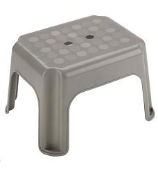 Stolička plast 40x30x23cm různé barvy