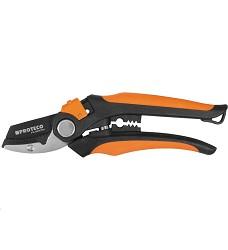 Nůžky zahradnické 205 mm kovadlinkové PROTECO Fusion