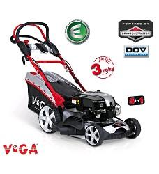 Sekačka travní benzínová s pojezdem VeGA 752 SXH DOV 5in1