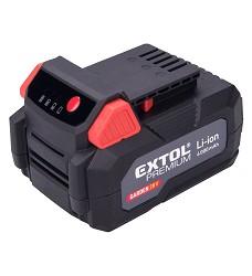 Baterie akumulátorová 20V Li-ion 4000 mAh Extol Premium 8895782