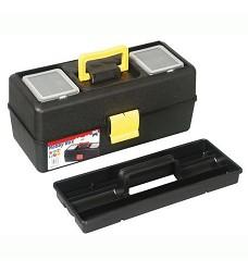 Kufr plastový 335 mm se zásobníkem, 2 organizéry ve víku