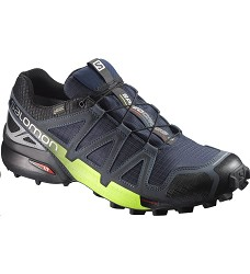 Obuv SALOMON SPEEDCROSS 4 NOCTURNE GTX/Navy