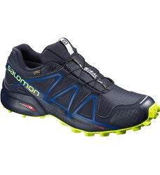 Obuv SALOMON SPEEDCROSS 4 GTX S/RACE LTD/Navy