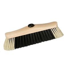 Smeták podlahový 5111/613/Z dřevěný  SPOKAR se závitem na hůl