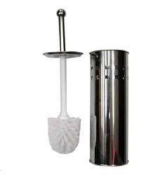 WC souprava DELUXE nerezová 36x7 cm