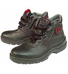 Kotníková obuv PANDA MITO 2472 S1  6919,  s ocelovou špicí