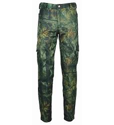 Kalhoty Softshellové ARC 1004 pánské pro myslivce a rybáře khaki