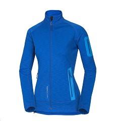 Mikina MICHELLE NORTHFINDER MI-42671OR dámská blue
