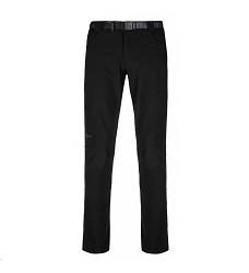 Kalhoty JAMES-M KILPI pánské nadměrné velikosti černé