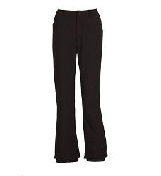 Kalhoty JILIA KILLTEC zimní dámské softshellové voděodolné a prodyšné black