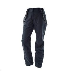Kalhoty SAULIA NORTHFINDER NO-4293-1SNW dámské zimní černé , fialové