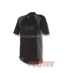 Volný cyklistický MTB dres GENOVA  060.102- černý pánský