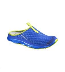Obuv SALOMON RX SLIDE 3.0 BL/BL/GECKO pánské pantofle