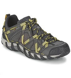 Obuv Merrell Waterpro Maipo pánská carbon/empire yellow