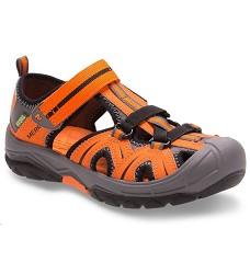 Obuv Merrell Hydro Hiker dětský sandál oranžová/šedá
