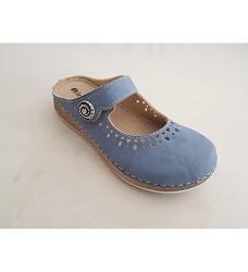 Pantofle INBLU dámské MK 11-041 modré
