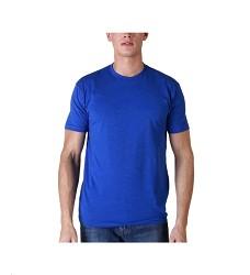 Triko BA krátký rukáv 160g/m2-královská modrá