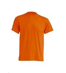 Triko BA krátký rukáv 160g/m2-oranžová