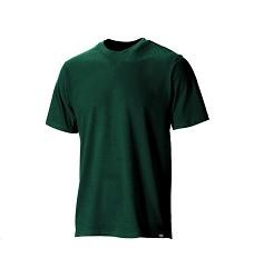 Triko BA krátký rukáv 160g/m2-lahvově zelené