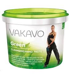 VAKAVO mycí pasta zelená 500g/12  dříve ISOFA ECO