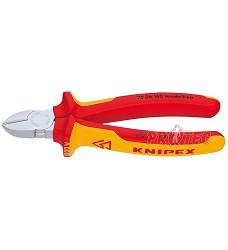 Kleště boční štípací 160 mm 1000V  KNIPEX 7006160