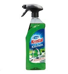 KRYSTAL čistič na kuchyně s rozprašovačem 750ml/18
