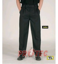 Kalhoty pánské číšnické vz. 464 s nedokončenou délkou