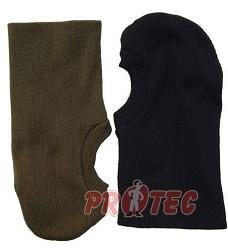Kukla pletená  1326 černá DAN