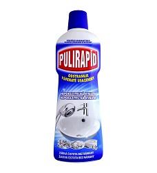 PULIRAPID čistič vápenatých usazenin na rez 500ml/20