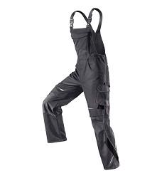 Montérkové kalhoty KÜBLER laclové šedé 80855